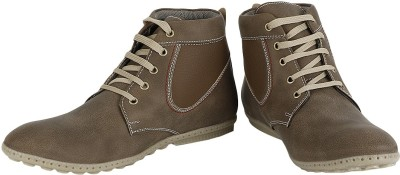 Prolific Tage Boots(Brown)