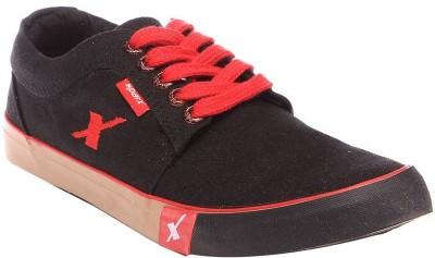 Sparx SM-175 Black Sneakers