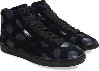 Puma STATES MID X VASHTIE Pois Sneakers(Black) at flipkart