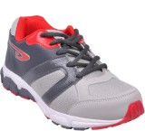 Aqualite Leads Walking Shoes (Grey, Red)