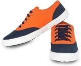 Fashion Victory Canvas Shoes (Orange)