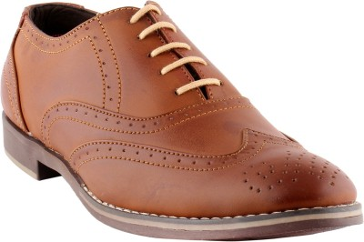 Renz Brogues Corporate Casual Shoes