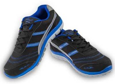 Windus Aster Black Running Shoes