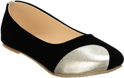 Calliebrown Callie brown trendy stylish Silver black ballerinas Bellies