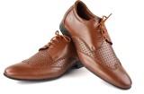 Ferraiolo Leather Brogue Plan b Corporat...