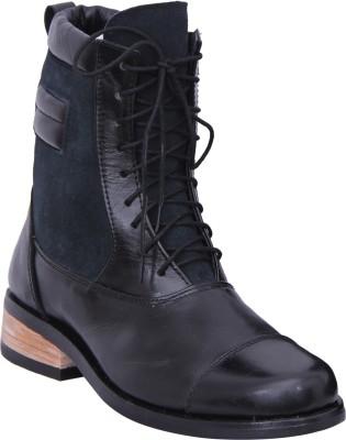 Walkaway Black Color Boots