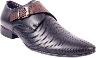 Chris Brown Monk Strap Shoes