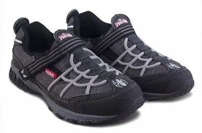 Spiderman BS1CBSM17 Black Casual Shoes