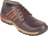 Stardom Casual Shoes (Brown)