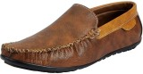 FAUSTO Loafers (Brown)