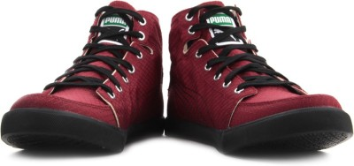 Puma Men Sneakers(Maroon)