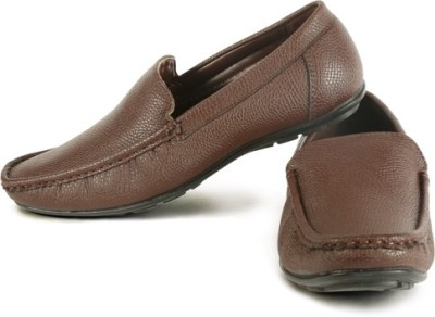 Calaso 2121 Brown Loafers