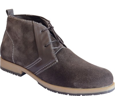 DIZARO ANKLE LENTH LEATHER Boots