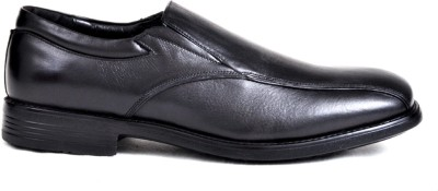 Pinellii Puppis Black Slip On Shoes