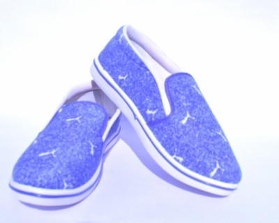 Gmt Blue Denim Shoe Casual Shoes