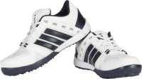 Ros 1067 White NBlue Walking Shoes