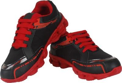 Vivaan Footwear Black-113 Running Shoes
