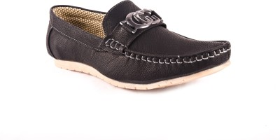 Theme United GL-1037-BLK Loafers