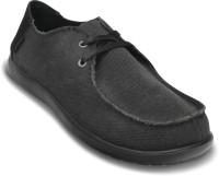 Crocs Santa Cruz 2-eye Canvas Shoe Boat Shoe
