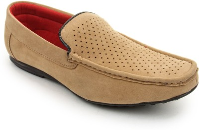 Bacca Bucci Tan Loafers