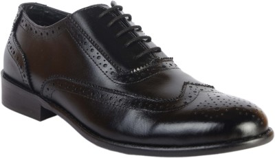 Urban Nation Hand Crafted Classic Brogue Shoe Lace Up