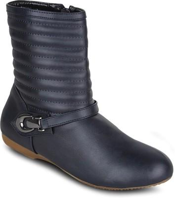 Get Glamr Ouyer Zipper Boots