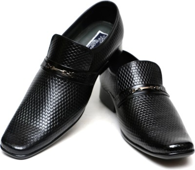 C Comfort Leather Party Wear Shoes