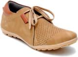 Oora Casual Shoes (Tan)