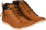 Foot n Style Casuals (Tan)