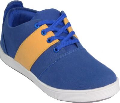 DK Shoes Canvas Shoes(Blue)