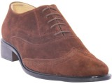 Leather Chief Corporate Casuals (Brown)