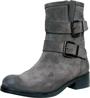 Sakay Topper Leather Boots