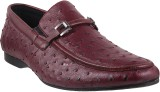 Metro Awesome Slip On (Maroon)