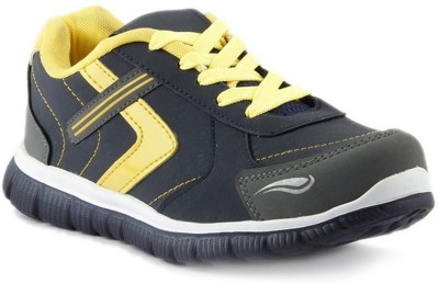 Dox Black Walking Shoes