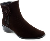 Shuz Touch Boots(Brown)