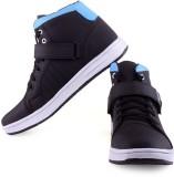 Clerk Sneakers (Blue, Black)