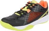 Campus MACHO Running Shoes (Black, Orang...
