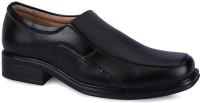 Force Hill 2811 Black Slip On Shoes
