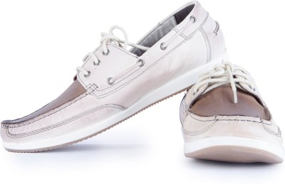 Starc Natural Boat Shoes