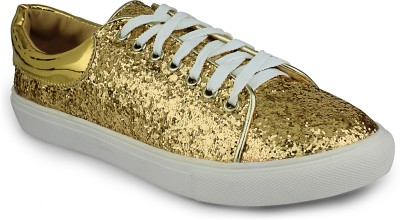 20Dresses Gold Rush Sequins Sneakers