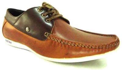 Jk Port Mens Synthetic With Extra Comforts Casual Shoes