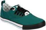 Touch By Lakhani Canvas Shoes (Green)
