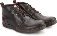 Lee Cooper Men Boots(Brown)