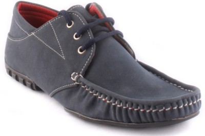 Zapatoz Blue Thunder Derby Casual Shoes