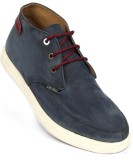 John West Manly Casual Shoes (Blue)