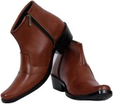 Elvace 5011 Boots (Brown)