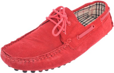 Clincher Sel508red Boat Shoes