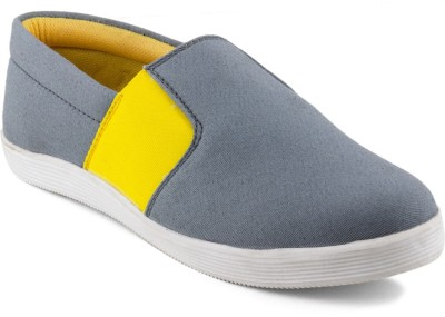Dox Grey Slipon