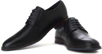 Hush Puppies Style Oxford Pl Lace Up Shoes(Black)
