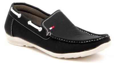 Vajazzle Captivating Black Loafers